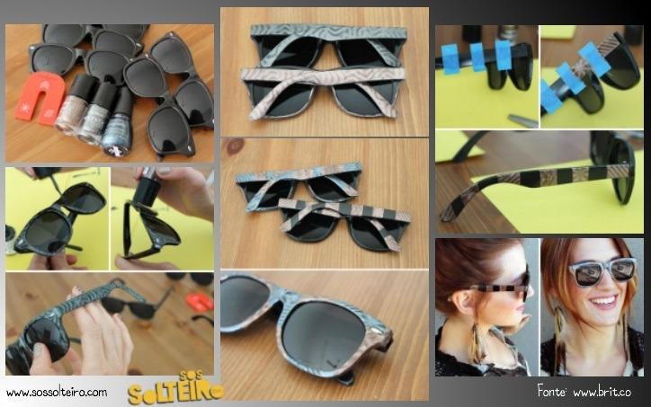 b2d4ccd99 Use Esmalte imantado para pintar seu óculos