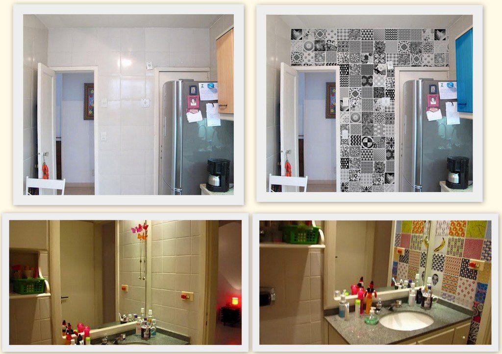Adesivos que imitam azulejos a nova febre pracasa for Nova casa azulejos