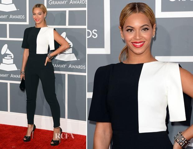 2013Grammys_Beyonce