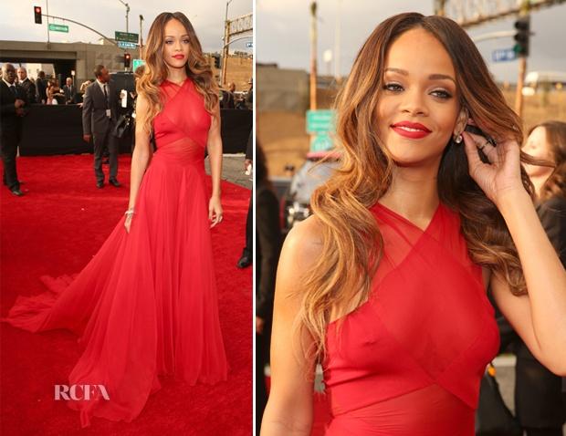 2013Grammys_Rihanna1