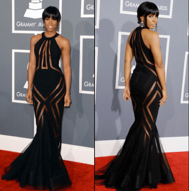 Kelly-Rowland-2013-Grammy-Awards