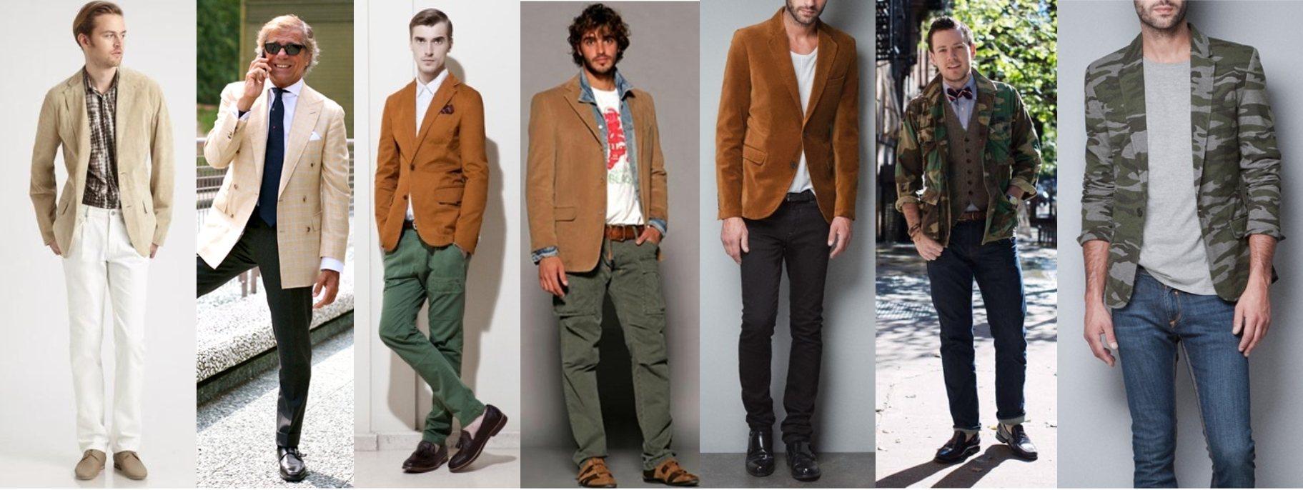 blazer_khaki_marrom_militar_calças_coloridas_pra_vestir