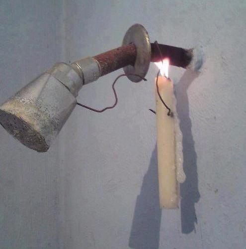 chuveiro com água quente nível republica estudantil