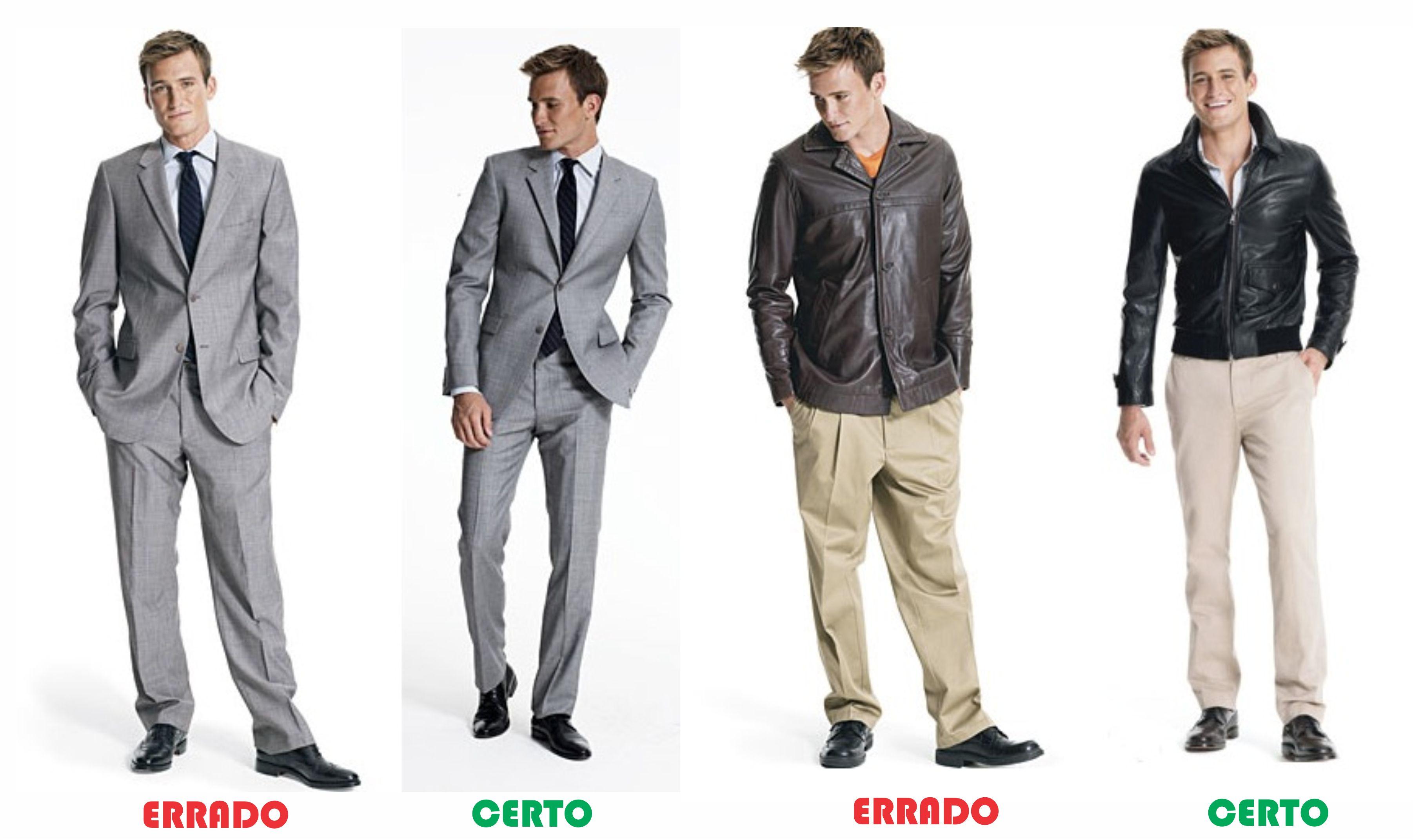 2ef6d0525 Como ser um Homem elegante em 8 passos  PraVestir