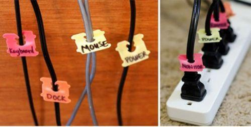 Bread Clip Cord Tags