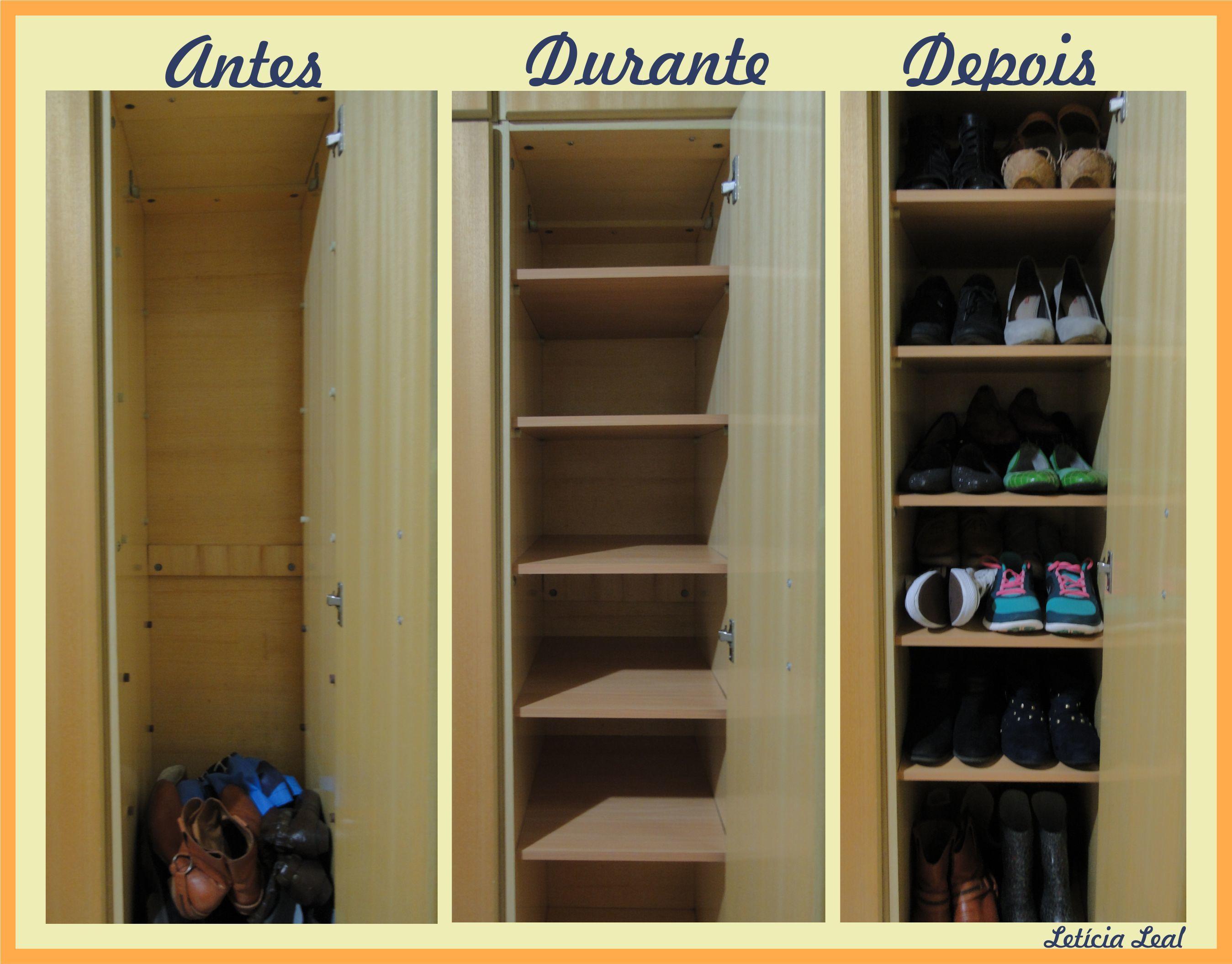 Como organizar muita roupa no guarda roupa pequeno for Como organizar un armario pequeno