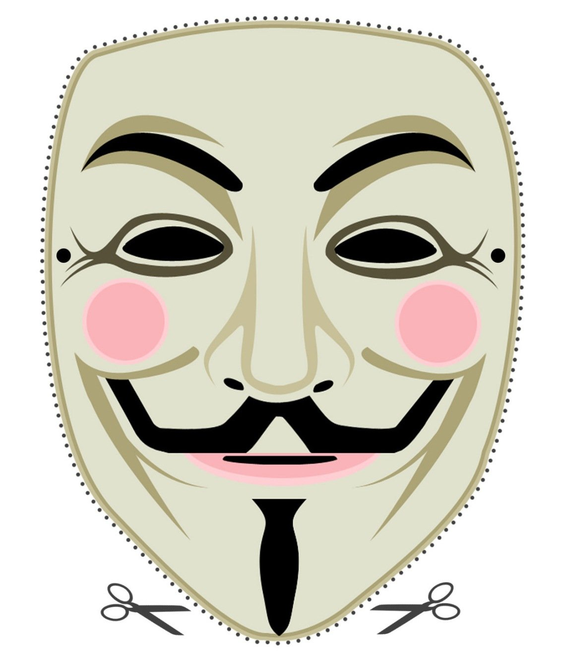 Máscara-de-V-for-Vendetta