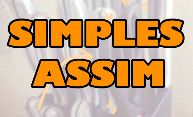 SIMPLES ASSIM CASA