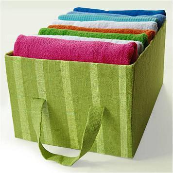 papelão caixa p toalhas