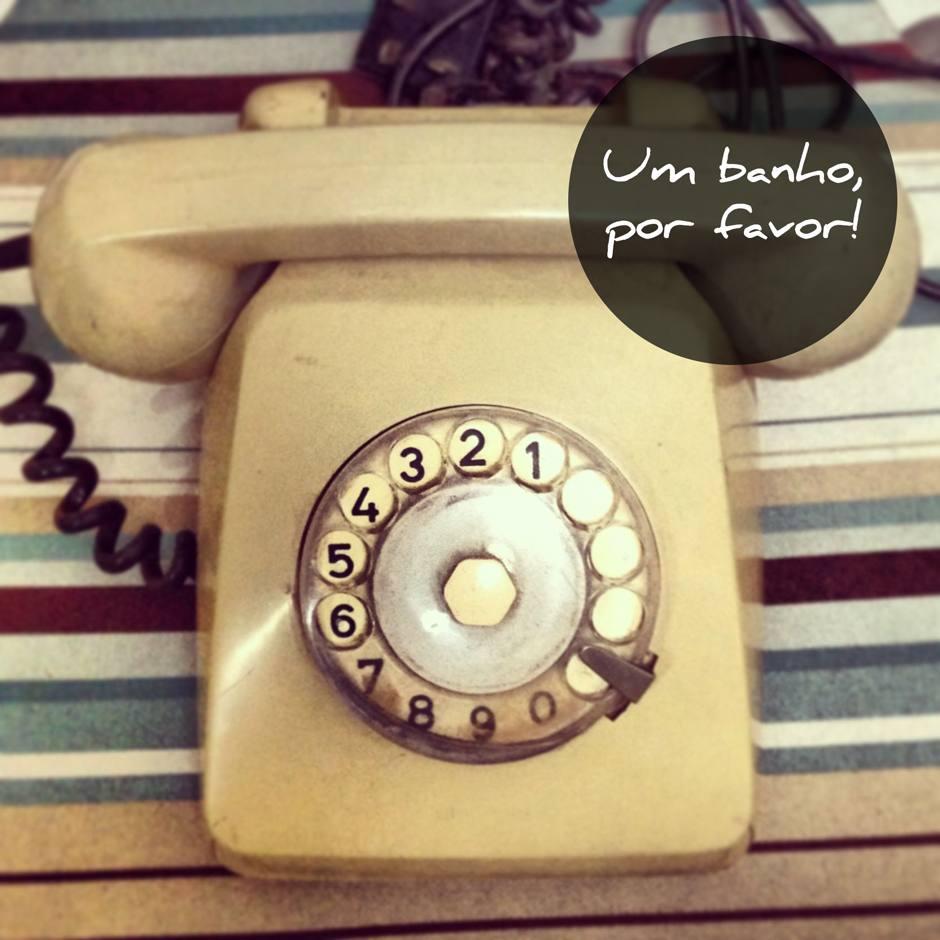 1 -reformando o telefone antigo