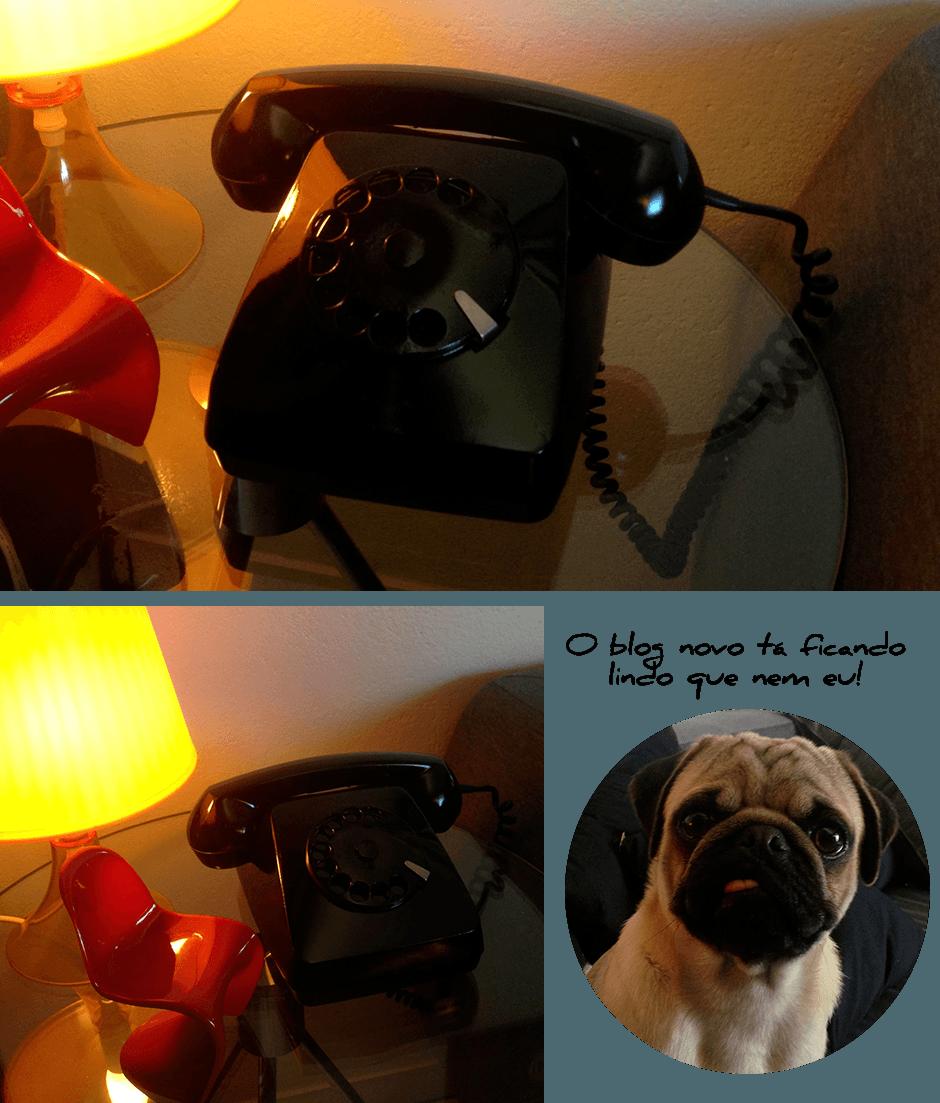 5-reformando o telefone antigo