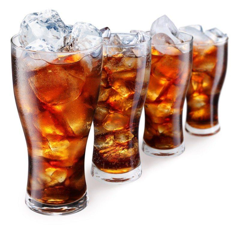 Soda-Glasses