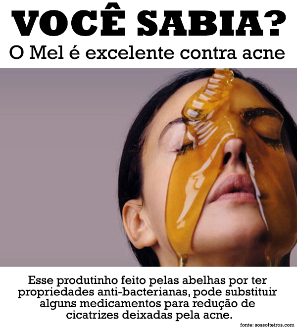 mel acne