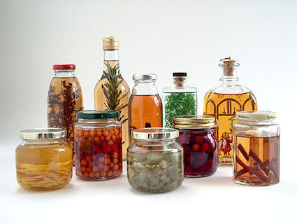 uso para vodka barata -  infuse it