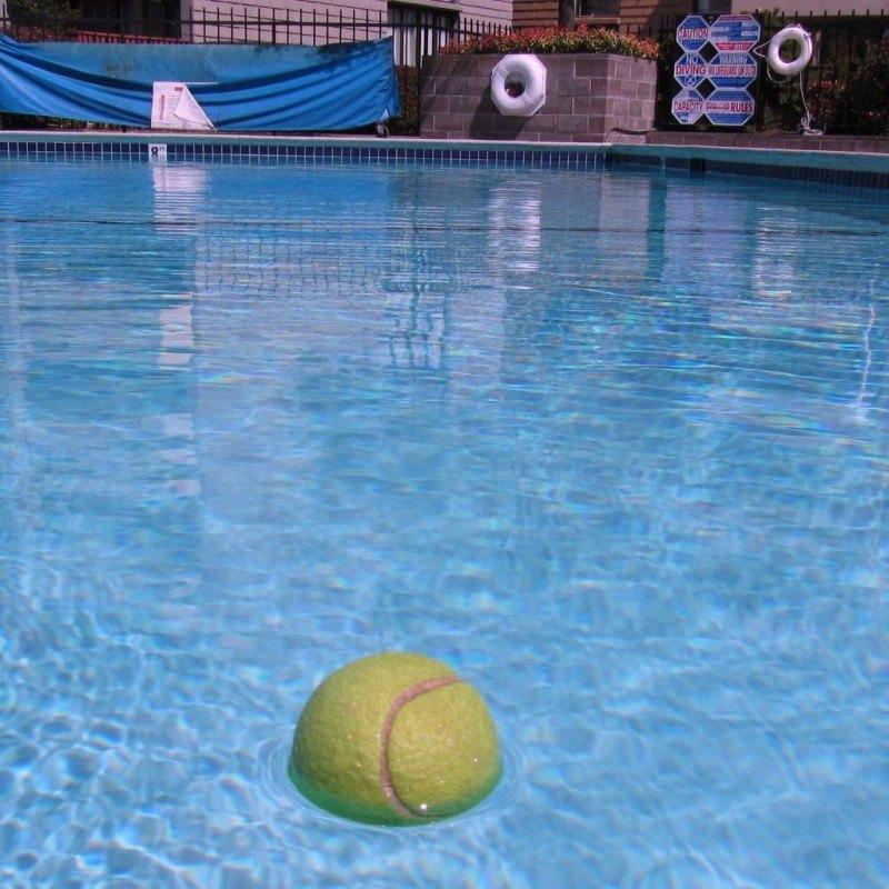 usos para bolinha de tenis 6