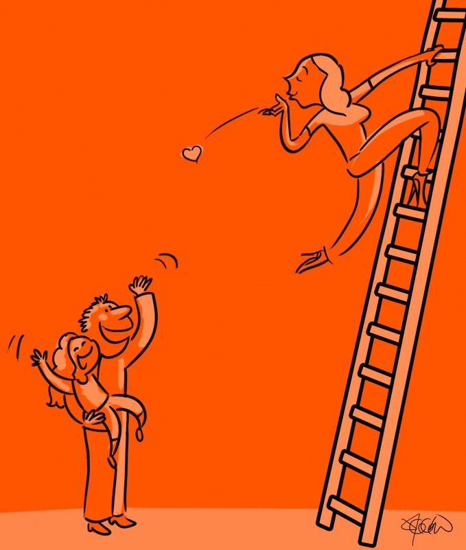 Escada_dicas_de_um_pai_solteiro_sossolteiros