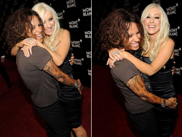 Linda Perry Christina