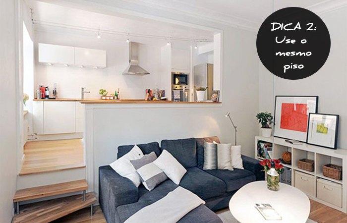 DICA-002 - Dicas de decoração para espaços pequenos