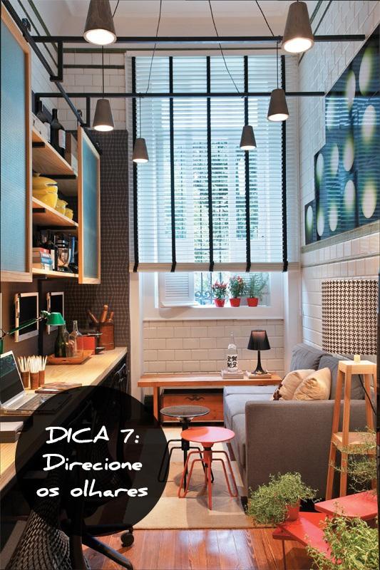 DICA-05 - Dicas de decoração para espaços pequenos