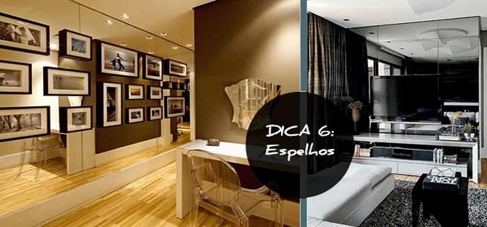 DICA-06 - Dicas de decoração para espaços pequenos