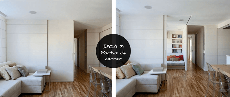 DICA-07 - Dicas de decoração para espaços pequenos