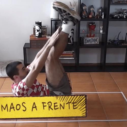 Os 10 Melhores Exercícios para fazer em 1m² 19