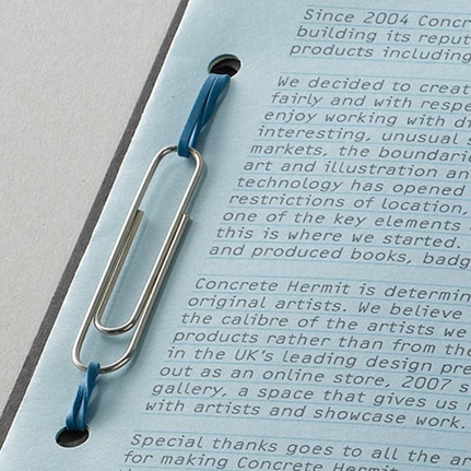 Paper-Clip-Rubber-Band-Binding