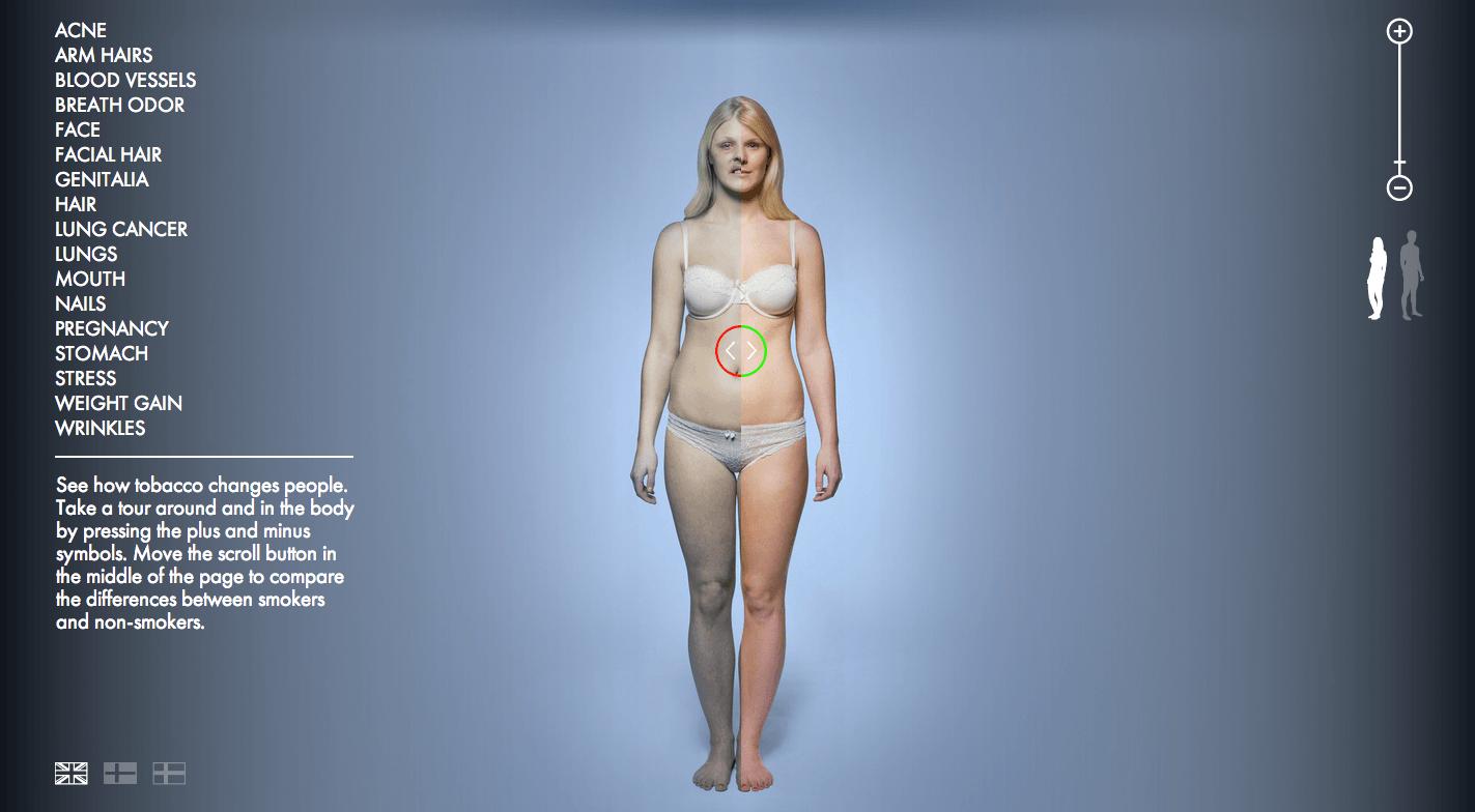 corpo de um fumante 5