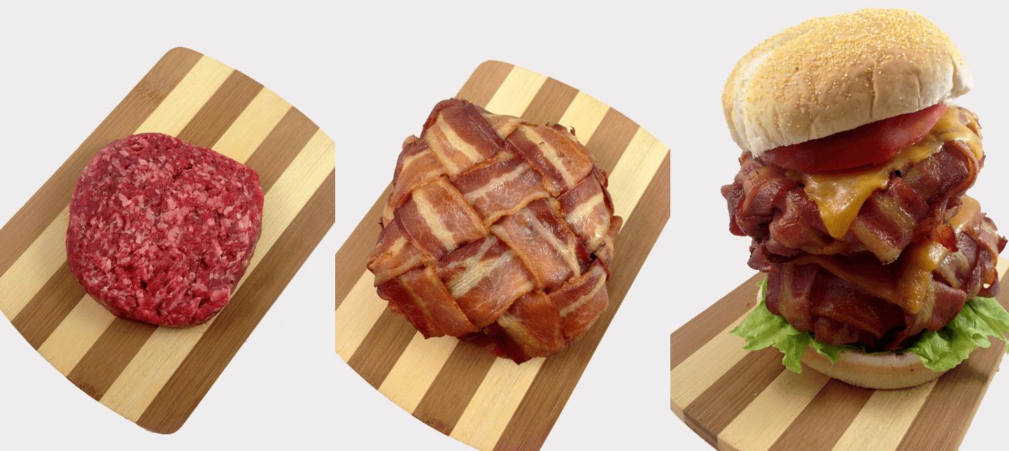 BaconWeaveDoubleCheeseburger2