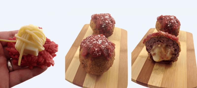 DeepFriedSpaghettiandMeatballs1