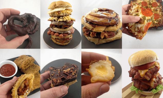 as novas laricas gordices bacon