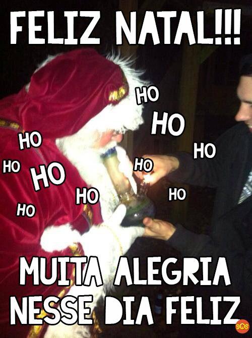 feliz natal 420 papai noel