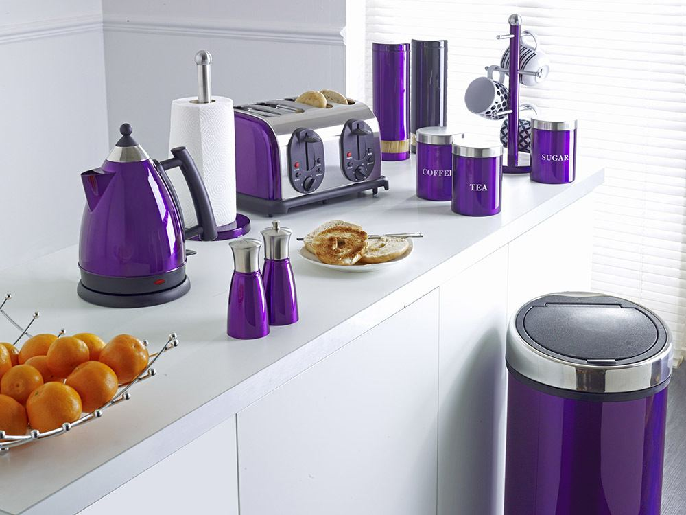 1_purple kitchen accessories
