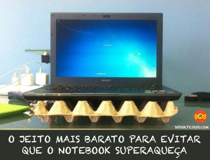 NOTEBOOK SUPERAQUECIDO QUENTE CAIXA DE OVO