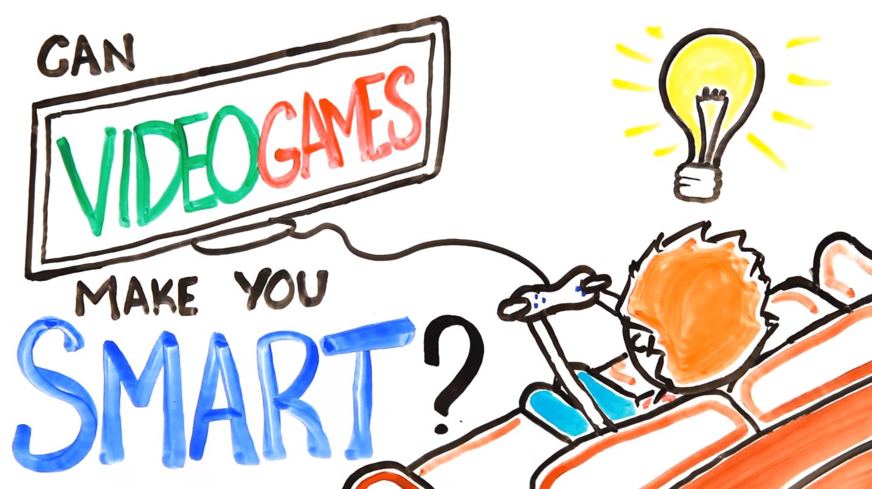 afinal videogames podem me deixar inteligente 1