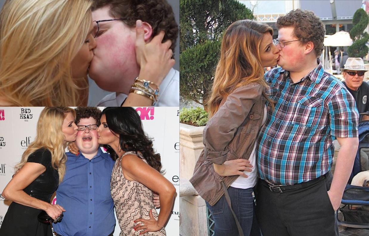 gordinho beijando