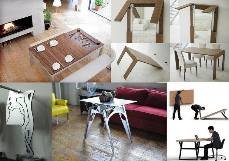 mesas que dobram