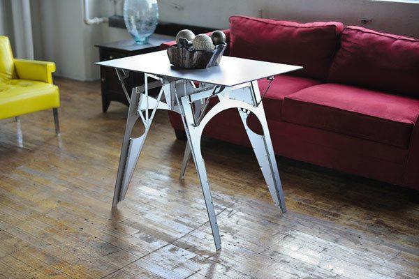 table-at-angle