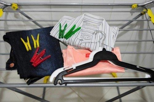 10 Dicas - Como secar roupas sem criar marcas ou deformidades