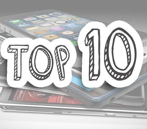 TOP 10 APP