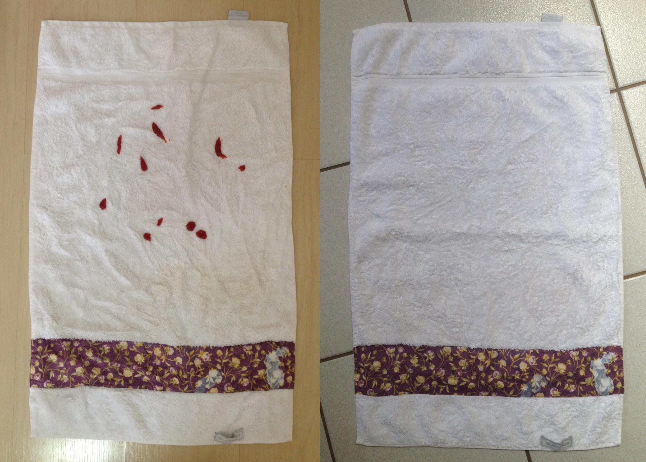 toalha bolinha