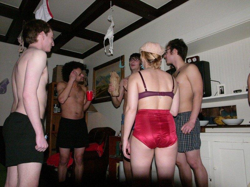 Underwear party