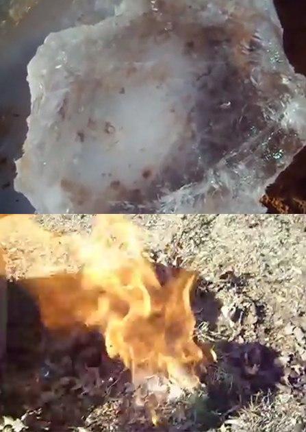 fogo do gelo