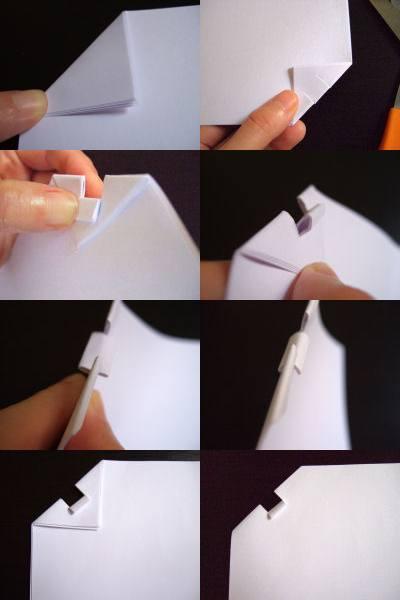 grampear papel sem grampo