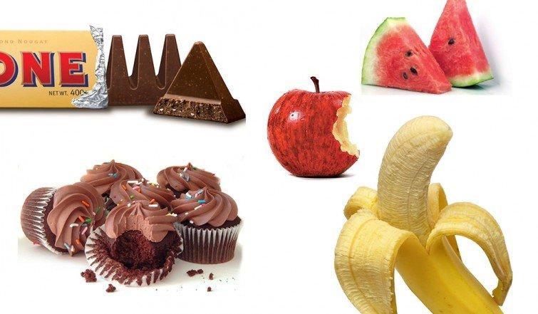 coisas que comemos errado