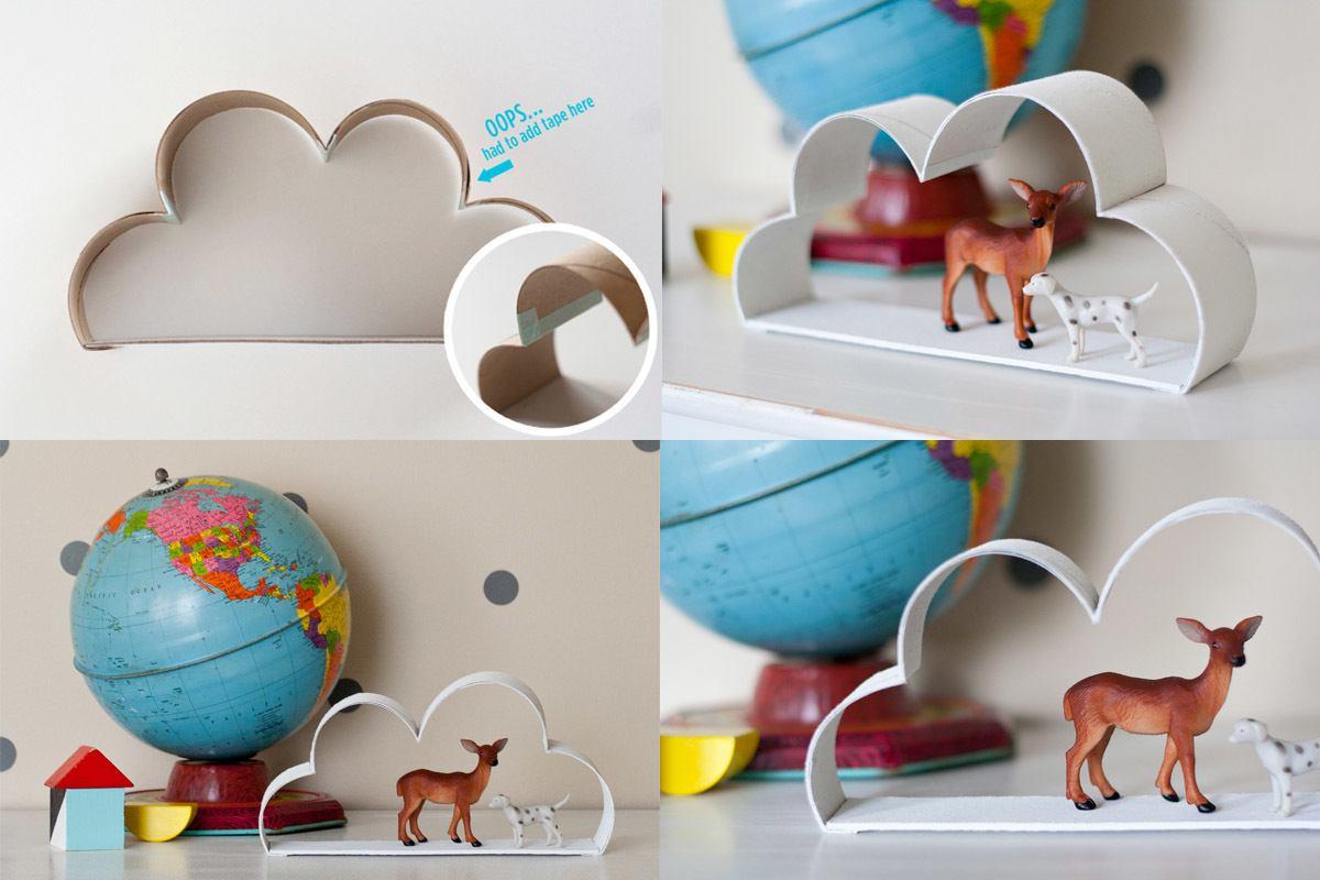 Artesanato Com Papel Origami Passo A Passo ~ 16 Utilidades incríveis para o Rolo de Papel Higi u00eanico