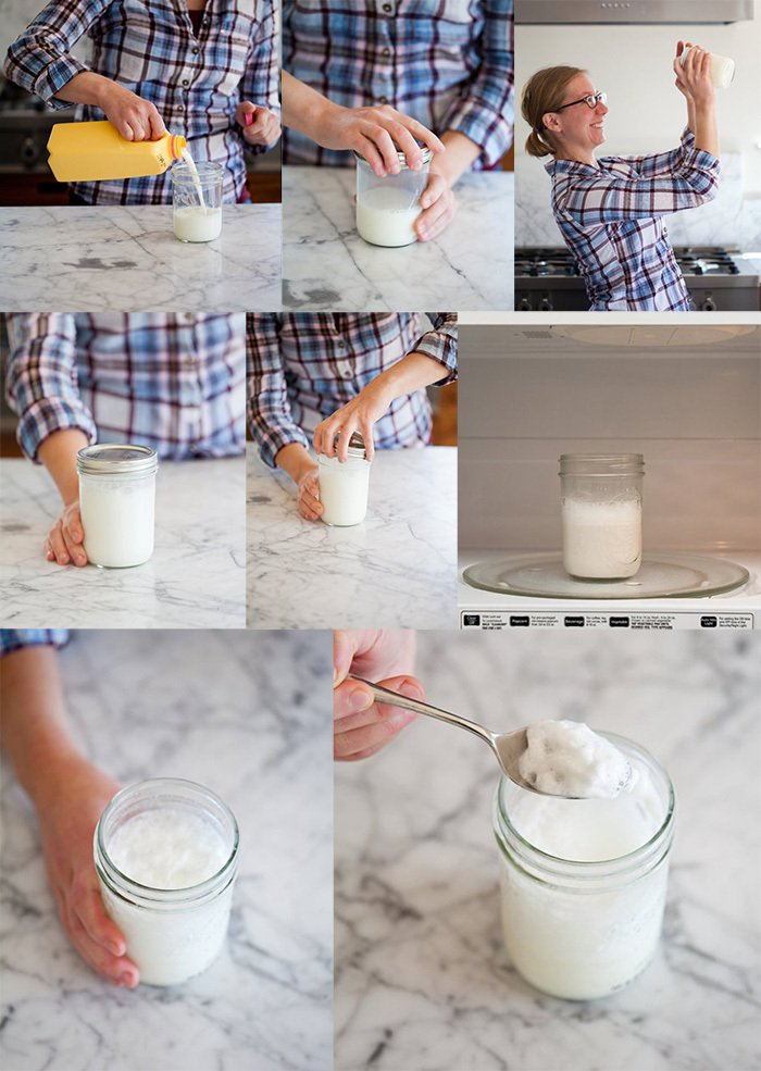 espuma leite capuccino como fazer