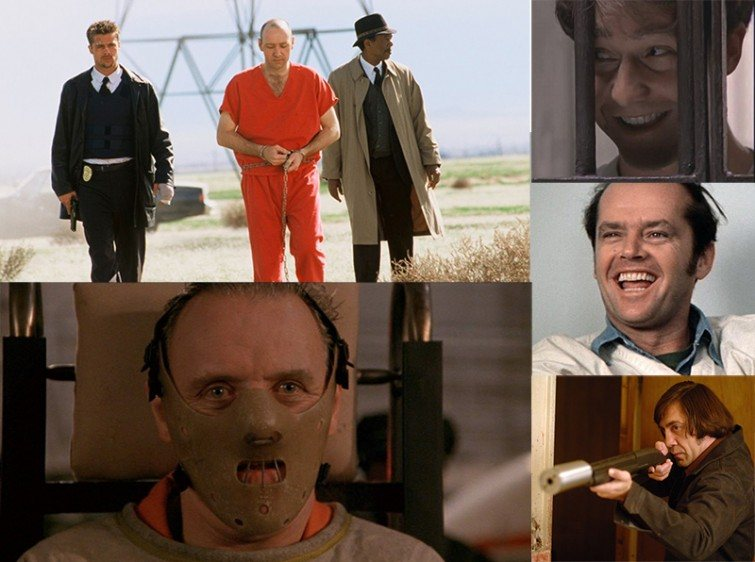 filmes que o mal vence