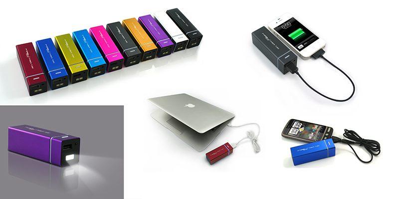 carregador portatil universal