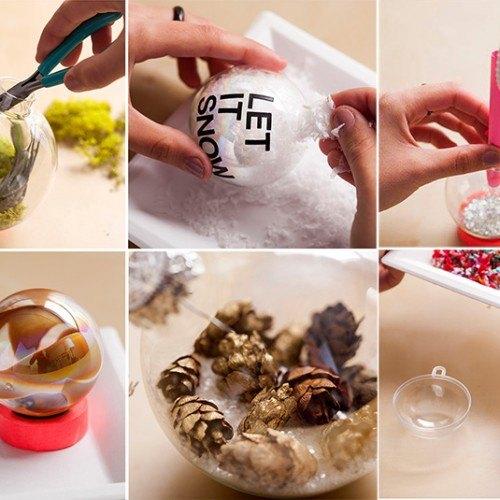 enfeites de natal DIY